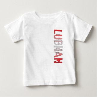 Lubnan (der Libanon) Baby T-shirt