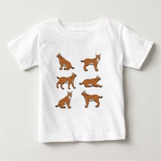 Luchs Auswahl Baby T-shirt