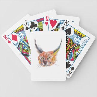 Luchs Bicycle® Poker-Spielkarten Bicycle Spielkarten