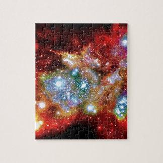 Luchs-Bogen Starbirth Puzzle