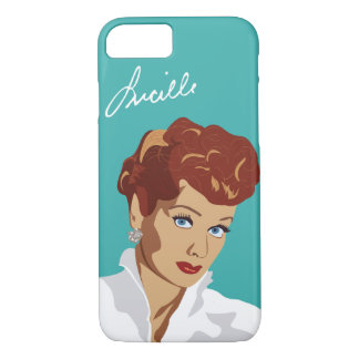 Lucille Ball - iPhone 7 Fall iPhone 8/7 Hülle