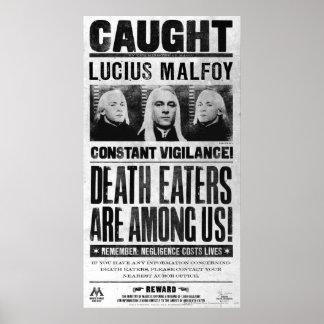 Lucius Malfoy wollte Plakat