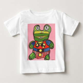 Lucky Frog Baby T-shirt