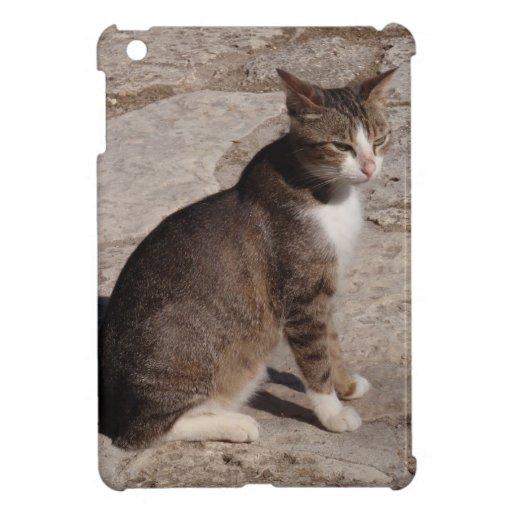 Lucy die Katze iPad Mini Etuis