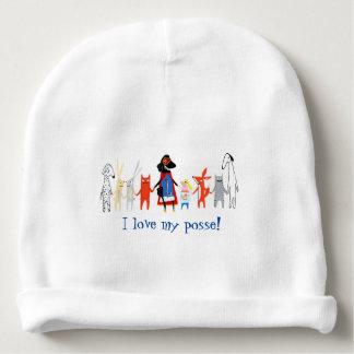 Lucy die Wunder-Würstchen-Baby-Kappe Babymütze