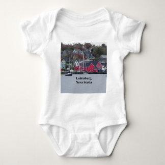 Ludenburg Hafen Baby Strampler