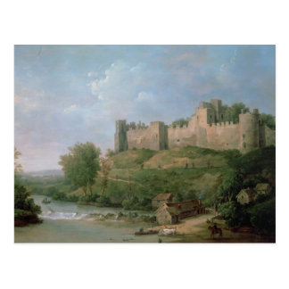 Ludlow Schloss Postkarte