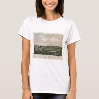 Ludlow Vermont vom Südhügel (1859) T-Shirt