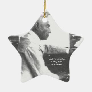 Ludovic Lamothe Keramik Ornament