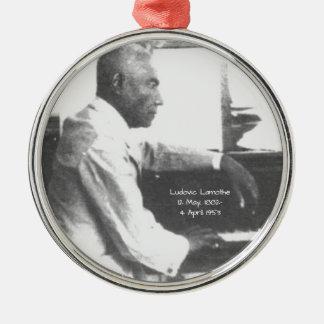 Ludovic Lamothe Silbernes Ornament