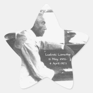 Ludovic Lamothe Stern-Aufkleber