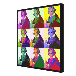 Ludwig van Beethoven (1770-1827) Leinwanddruck