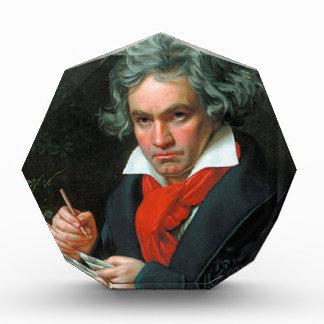 Ludwig van Beethoven Acryl Auszeichnung