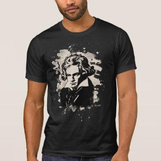 Ludwig Van Beethoven Tribute (white) T-Shirt