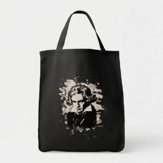 Ludwig Van Beethoven Tribute (white) Tragetasche