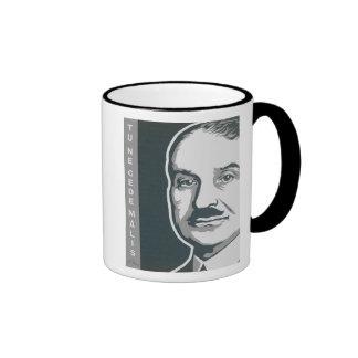 Ludwig von Mises Mug Ringer Tasse