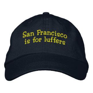 Luffers_San Francisco Bestickte Kappe