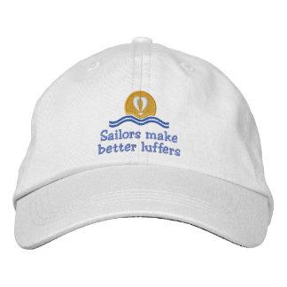 Luffers Sunset_Sailors machen besser Bestickte Baseballkappe