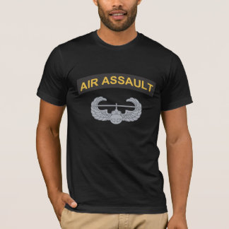 Luft-Angriffs-T - Shirt