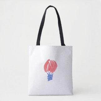 Luft-Ballon-ganz vorbei - Tasche