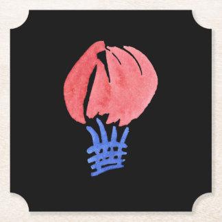 Luft-Ballon-Karten-Untersetzer Untersetzer