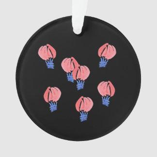 Luft-Ballon-Kreis-Verzierung Ornament