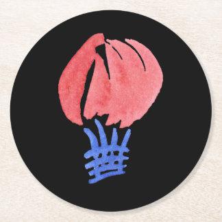 Luft-Ballon-runder Untersetzer
