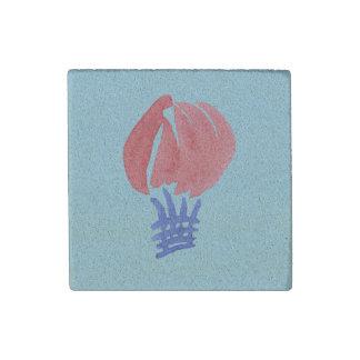Luft-Ballon-Sandstein-Magnet Stein-Magnet