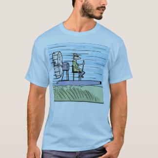 Luft-Boots-Cartoon-Shirt T-Shirt