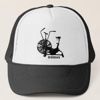 Luft-Fahrrad-Feind Truckerkappe