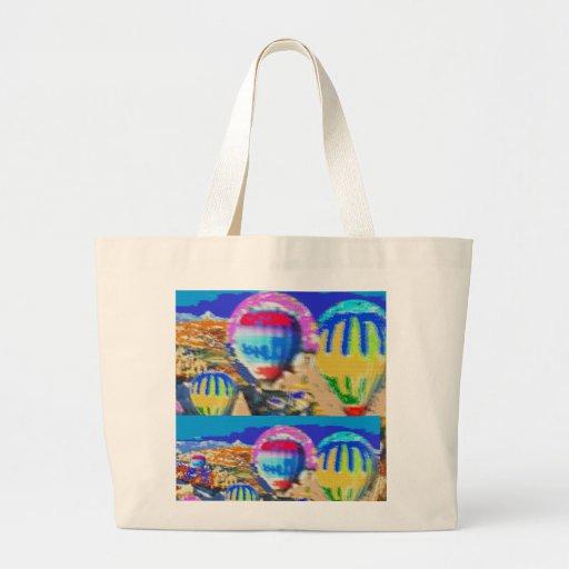 Luft-Gas-Ballon-Show Tasche