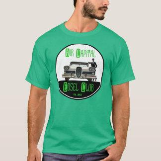 Luft-Hauptstadt Edsel Verein-Logo #2 T-Shirt
