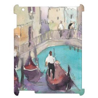 Luft Venedigs Plein iPad Hülle