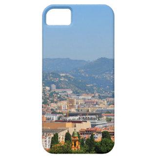 Luftaufnahme der Stadt von Nizza in Frankreich Schutzhülle Fürs iPhone 5