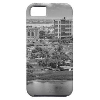 Luftaufnahme Guayaquils vom Fenster-Flugzeug Etui Fürs iPhone 5