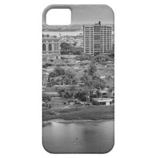 Luftaufnahme Guayaquils vom Fenster-Flugzeug Schutzhülle Fürs iPhone 5