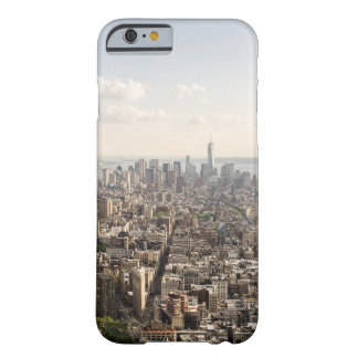 Luftaufnahme Manhattans New York Barely There iPhone 6 Hülle
