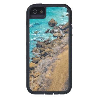 Luftaufnahme-Ozean-Küstenlinie Puerto Lopez Hülle Fürs iPhone 5