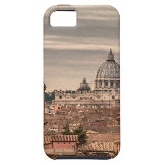 Luftaufnahme Roms von Monte Pincio Besichtigung iPhone 5 Hülle