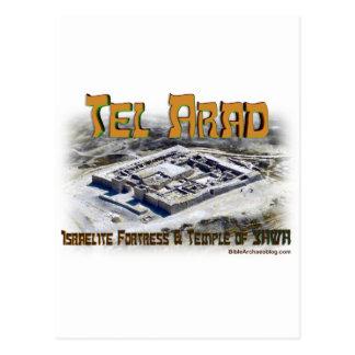 Luftaufnahme Telefons Arad Postkarte