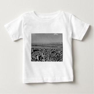Luftaufnahme vom Reich-Staats-Gebäude Vintag Baby T-shirt