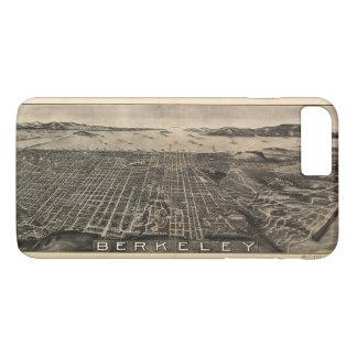 Luftaufnahme von Berkeley, Kalifornien (1909) iPhone 8 Plus/7 Plus Hülle
