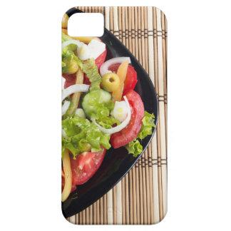 Luftaufnahme von einem Teil Gemüsesalat Hülle Fürs iPhone 5