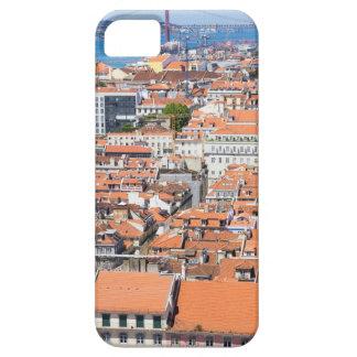 Luftaufnahme von Lissabon, Portugal Barely There iPhone 5 Hülle