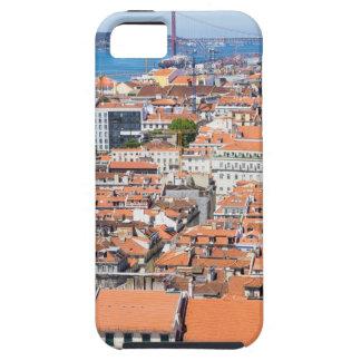 Luftaufnahme von Lissabon, Portugal Schutzhülle Fürs iPhone 5