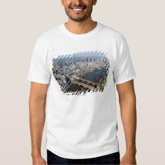 Luftaufnahme von London T Shirts