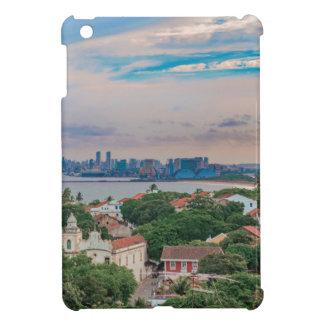 Luftaufnahme von Olinda und von Recife Pernambuco iPad Mini Hülle