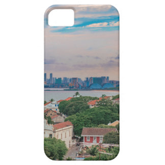 Luftaufnahme von Olinda und von Recife Pernambuco Schutzhülle Fürs iPhone 5