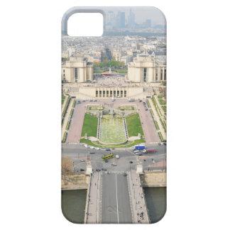 Luftaufnahme von Paris Hülle Fürs iPhone 5