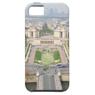 Luftaufnahme von Paris iPhone 5 Hülle